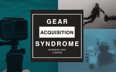 Gear Acquisition Syndrome: Dive Gear Winners and Losers