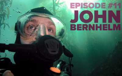 John Bernhelm – California Cold Water Diving / Virtual Reality and More!