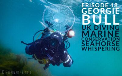 Georgie Bull Gets Us Chuffed About Diving In The UK